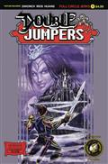 Double Jumpers Full Circle Jerks #1 (of 4) Cvr B Logan (MR)