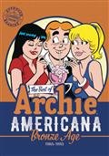 Best of Archie Americana TP Vol 03 Bronze Age