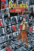 Dollman Kills The Full Moon Universe #1 Cvr B Hack