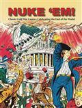 Nuke Em Classic Cold War Comics Celebrating End of World