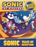Sonic & Tales of Deception SC (C: 1-1-0)