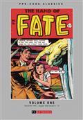Pre Code Classics Hand of Fate HC Vol 01 (C: 0-1-1)
