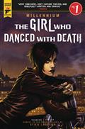 Girl Who Danced With Death Mill Saga #1 (of 3) Cvr A Iannici