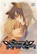 Strange & Mystifying Story GN Vol 04 (MR) (C: 1-0-1)