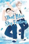 That Blue Sky Feeling GN Vol 01 (C: 1-0-1)