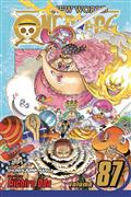 One Piece GN Vol 87 (C: 1-0-1)