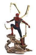 Marvel Gallery Avengers 3 Iron Spider-Man Pvc Statue (C: 1-1