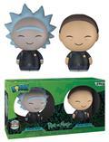 Dorbz Specialty Series Rick & Morty Police Vin Fig 2Pk (C: 1