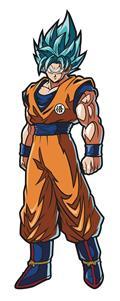 Dragonball Figherz Ss Blue Goku Figpin 6Pc Case (C: 1-1-2)