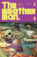 Weatherman Vol 2 #3 #3 Cvr A Fox (MR)