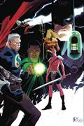 Black Hammer Justice League #2 (of 5) Cvr E Scalera