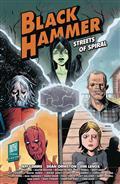 Black Hammer Streets of Spiral TP (C: 0-1-2)