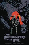Our Encounters Evil Professor Meinhardt & Knox HC (C: 0-1-2)