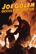 Joe Golem Occult Detective Conjurors #4 (of 5)