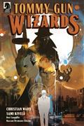 Tommy Gun Wizards #1 (of 4) Cvr A Cunnife