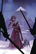 Sword Daughter #9 Cvr A Oliver
