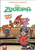 DISNEY-ZOOTOPIA-FAMILY-NIGHT-YR-HC-(C-1-0-0)