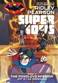 Super Sons Book 02 The Foxglove Mission TP DC Zoom