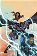 Batman And The Outsiders #4 Var Ed Yotv Dark Gifts