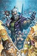 Batman Teenage Mutant Ninja Turtles III #4 (of 6)