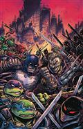 Batman Teenage Mutant Ninja Turtles III #4 (of 6) Var Ed