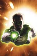 Green Lantern #10 Card Stock Var Ed