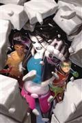 Teen Titans #33 Var Ed Yotv Dark Gifts
