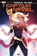 Marvel Action Captain Marvel #1 (of 3) Cvr A Boo (C: 1-0-0)