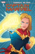 Marvel Action Captain Marvel #1 (of 3) 10 Copy Incv Leuver (