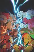 Marvel Action Avengers #8 Sommariva (C: 1-0-0)