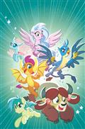 My Little Pony Feats of Friendship #1 Cvr A Fleecs (C: 1-0-0