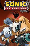 Sonic The Hedgehog Tangle & Whisper #2 (of 4) Cvr A Stanley
