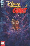 Disney Afternoon Giant #6 (C: 1-0-0)