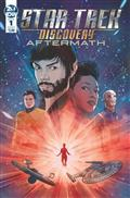 Star Trek Discovery Aftermath #1 (of 3) Cvr A Hernandez (C: