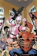 Gwenpool Strikes Back #1 (of 5)