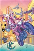 Gwenpool Strikes Back #1 (of 5) Lubera Var