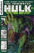 Immortal Hulk Directors Cut #1 (of 6)