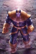 Thanos #5 (of 6) Yoon Bobg Var