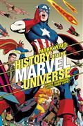 History of Marvel Universe #2 (of 6) Rodriguez Var