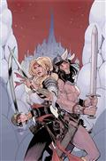 Age of Conan Valeria #1 (of 5) Dodson Red Nails Var