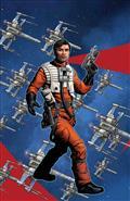 Star Wars Aor Poe Dameron #1 Mckone Puzzle Pc Var
