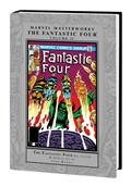 MMW Fantastic Four HC Vol 21