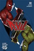 Death-Defying Devil #1 Cvr D Oliver