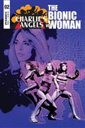 Charlies Angels vs Bionic Woman #2 Cvr A Staggs