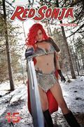Red Sonja #7 Cvr E Cosplay