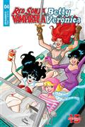 Red Sonja Vampirella Betty Veronica #4 Cvr D Parent