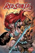 Red Sonja Birth of She Devil #3 Cvr B Davila