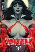 Vampirella #2 Cvr A Lau