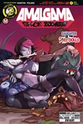 Amalgama Space Zombie #1 Cvr E Tmchu (MR)