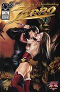 Zorro Century of Swashbuckling #1 Cvr A Bell